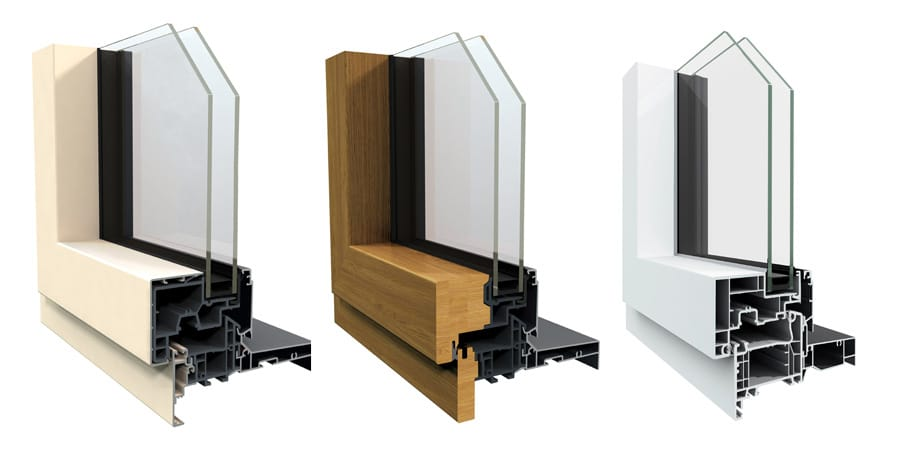 angles fenêtres alu bois pvc fenêtres multimatériaux sy ma sybaie