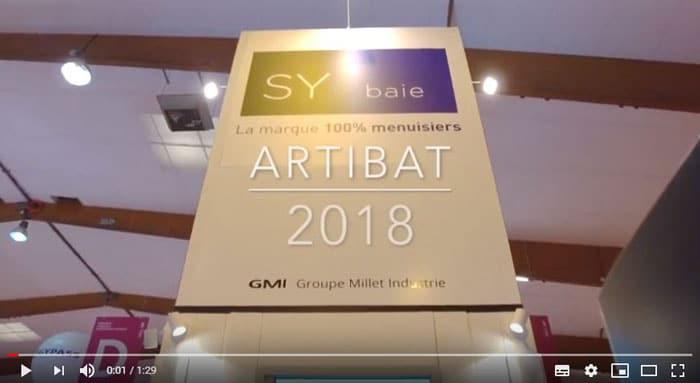 stand SYbaie Artibat 2018