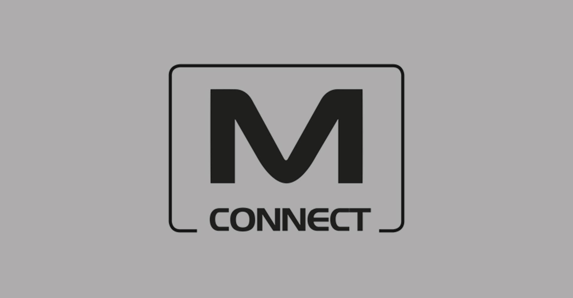 Logo M-Connect sombre